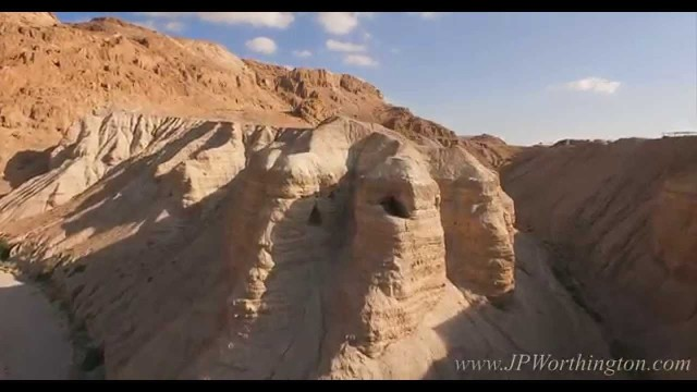 Qumran National Park, ISRAEL