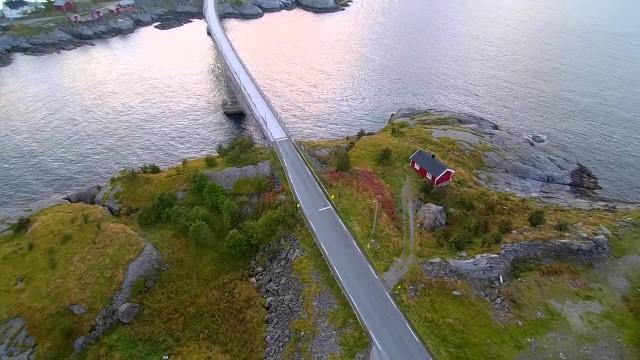 Sakrisøya, Lofoten, Norway