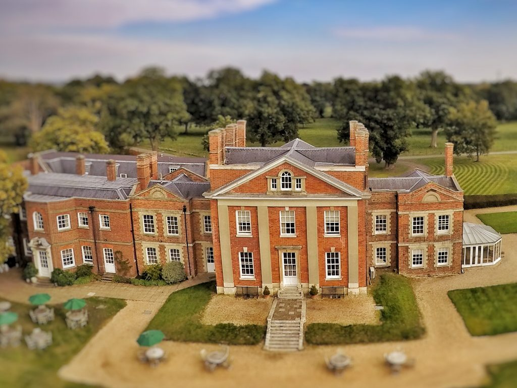 Eversley United Kingdom  City new picture : Warbrook House, Eversley, Hampshire, UK. | Dronestagram