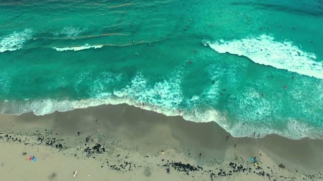 Trigg Beach Perth Western Australia