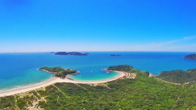Praia das Conchas e Peró