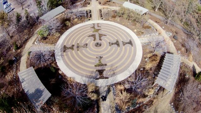 Rancho San Rafael Park, Reno, Nevada, USA