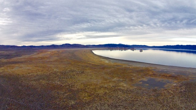 Pyramid Lake, Sutcliffe, Nevada