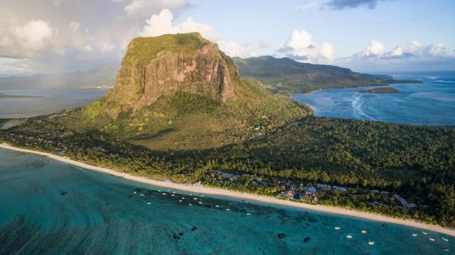Le Morne | Drone Footage of Mauritius