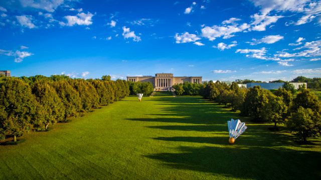 Nelson-Atkins Museum, Kansas City, Missouri