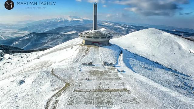 Buzludzha Winter Edition