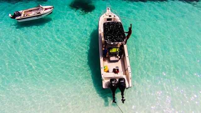 atoll Nokanhui, île des Pins, Nouvelle-Calédonie
