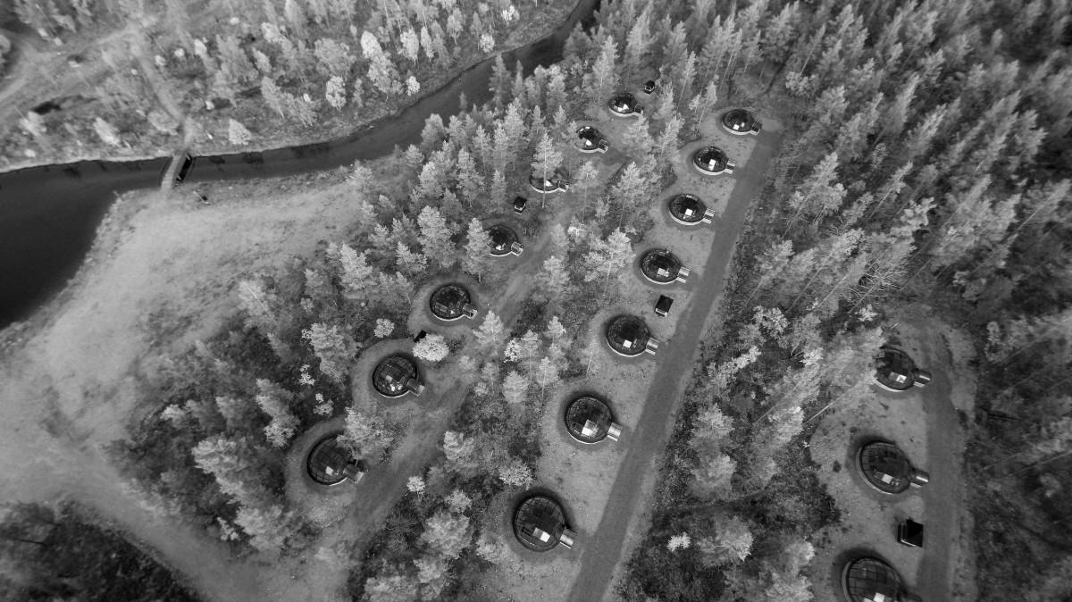 Kakslauttanen Artic Resort, Saariselkä, Finland