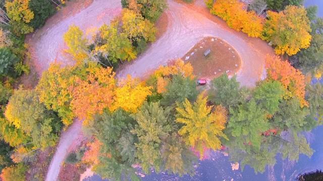 Baxter Lake, Rochester, New Hampshire, USA