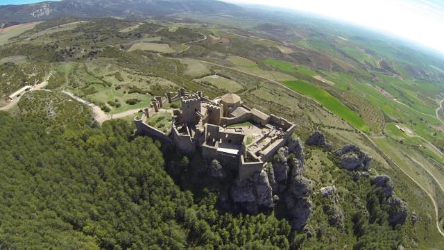 Carretera del Castillo, Huesca, Spain