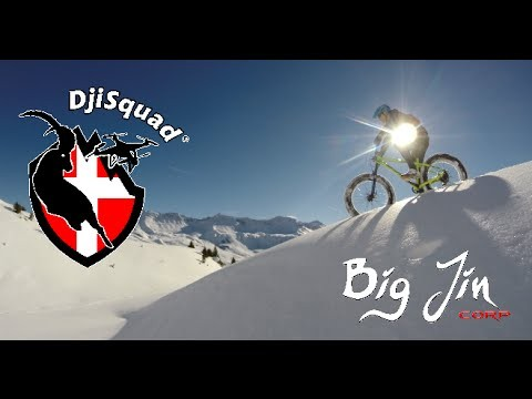 Fat Bike Snow – French Alps