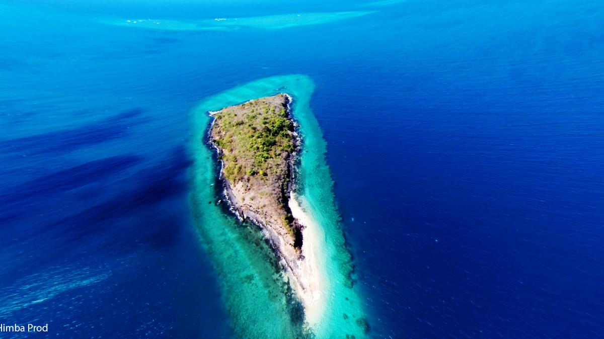 Ilot bambo est, Mayotte