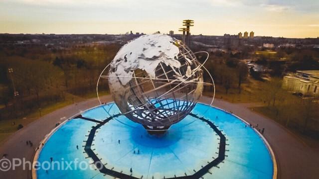 The Worlds fair Unisphere