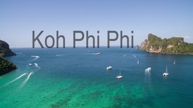 Koh Phi Phi – Thailand