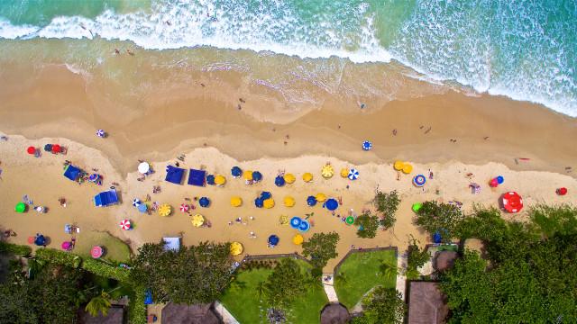 Praia das Toninhas – Ubatuba – Sao Paulo – Brasil