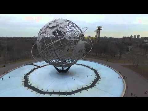 Unisphere , Queens , New York