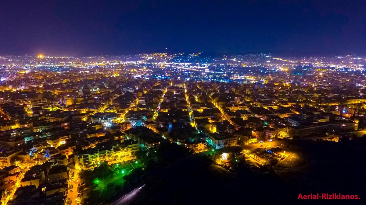 City Lights……, Athens Greece
