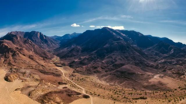 Brandberg Mount, Namibia