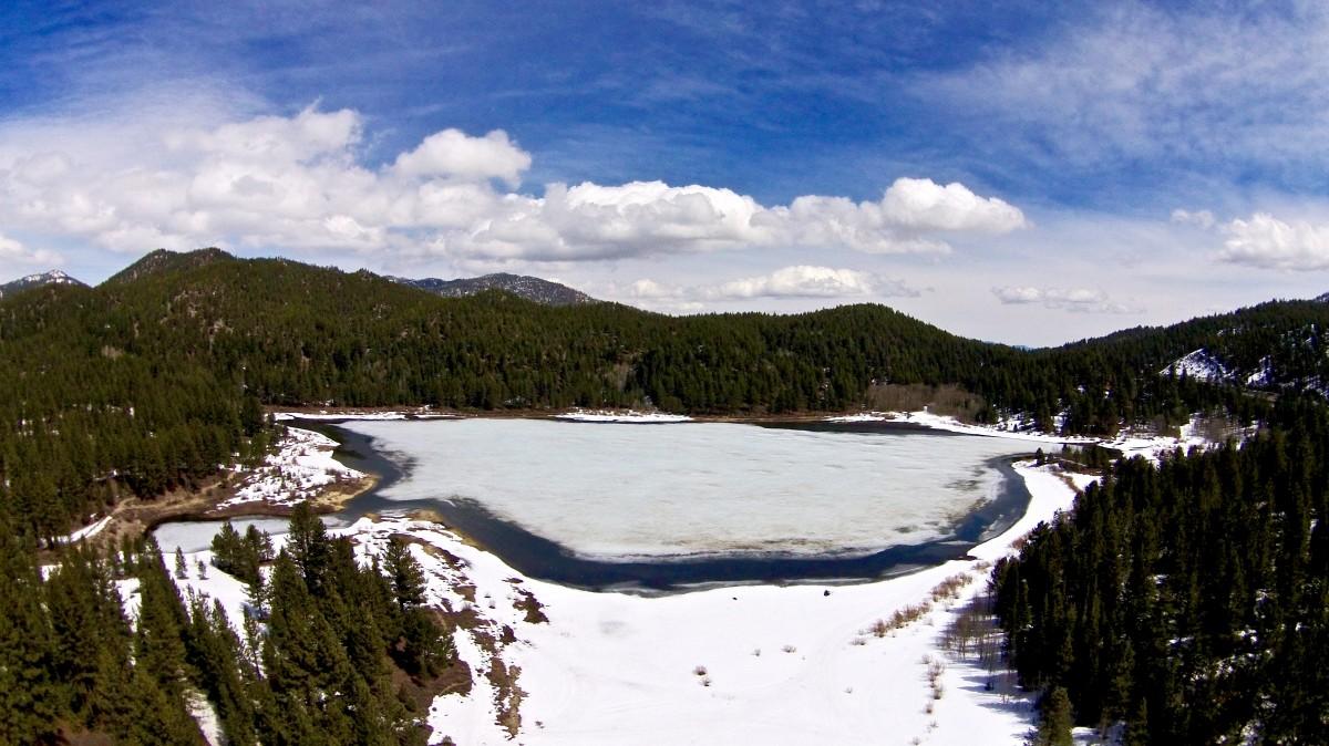 Spooner Lake, Nevada, USA