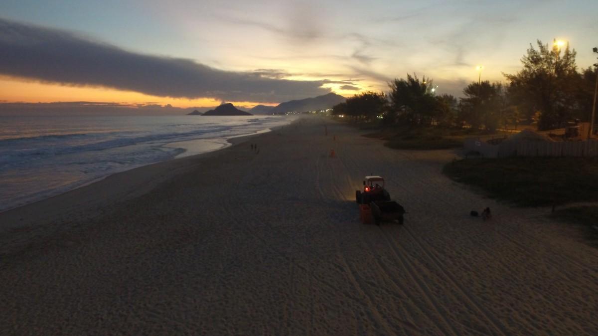 Praia do Recreio, Rio de Janeiro, Brasil