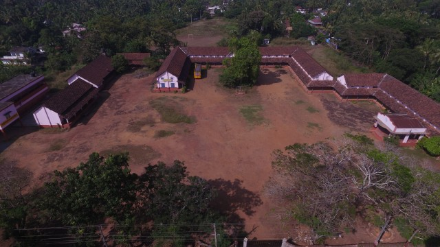 Rajas High School, Kannur, Kerala, India