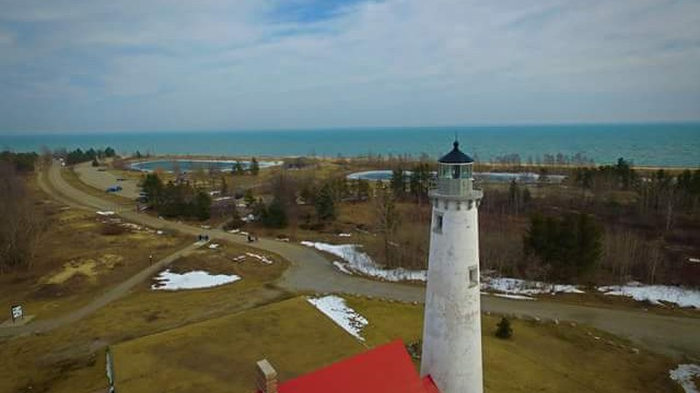 Tawas Point Lighthouse, Tawas City MI