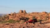 Khorixas, Kunene, Mowani desert camp
