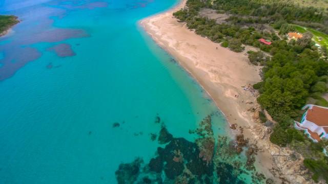 Spiaggia di Tuerredda, Teulada, Sardegna, Italy