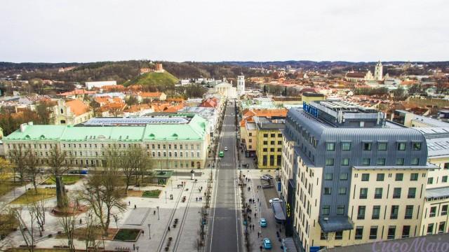 Gediminas avenue