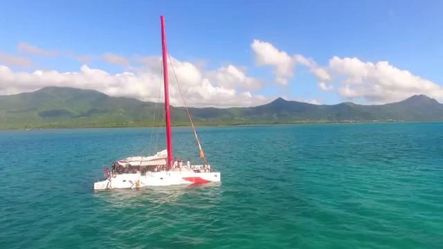Ile aux Benitiers, Mauritius
