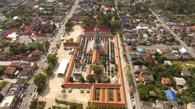 Nakhon Si Thammarat – Wat Phra Mahathat