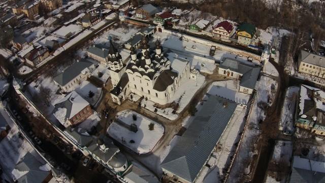 Благовещенский монастырь, Муром, Владимирская область, Россия