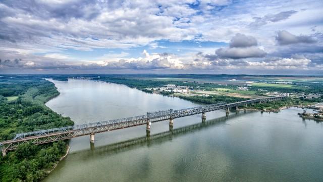 Friendship Bridge, Ruse, Bulgaria