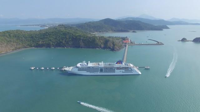 Pulau Langkawi Port