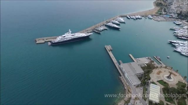 Pasalimani and Marina Zeas – Piraeus, Greece