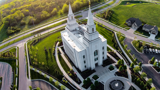 Church of Latter Day Saints, Independence Missouri