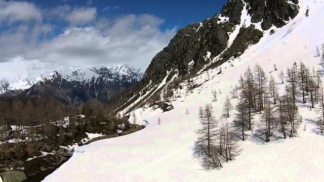 Lago d'Arpy – Valle d'Aosta