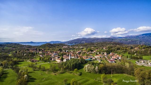 Leggiuno Varese Italy