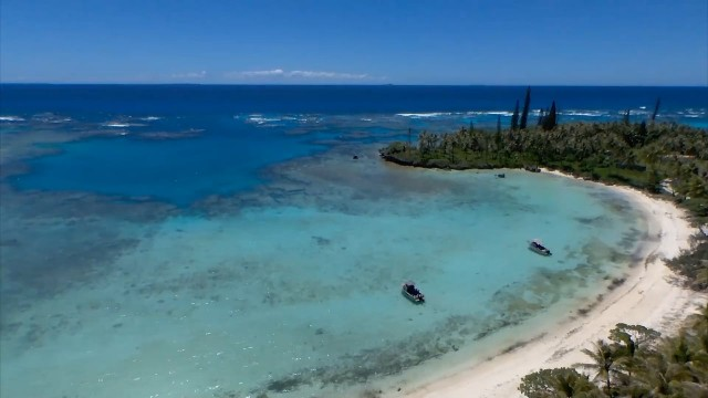 Lifou and the South of New Caledonia