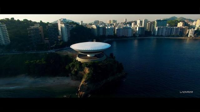 Museum of Contemporary Art and Boa Viagem Island, Niteroi, RJ