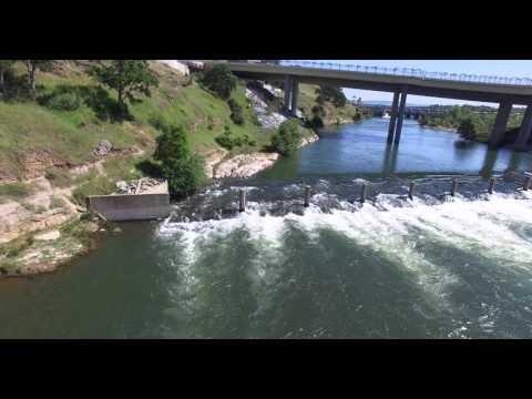 Nimbus Dam, Gold River, California