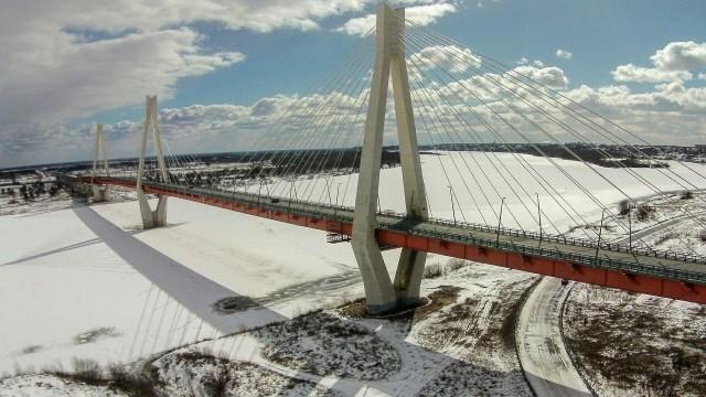 Муромский мост, Муром, Владимирская область, Россия