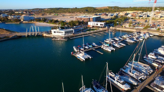 Port Coogee Marina, Port Coogee, Western Australia