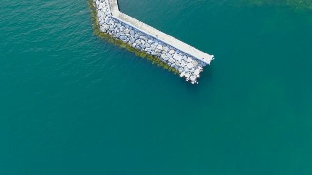 Lake, Paudex, Switzerland
