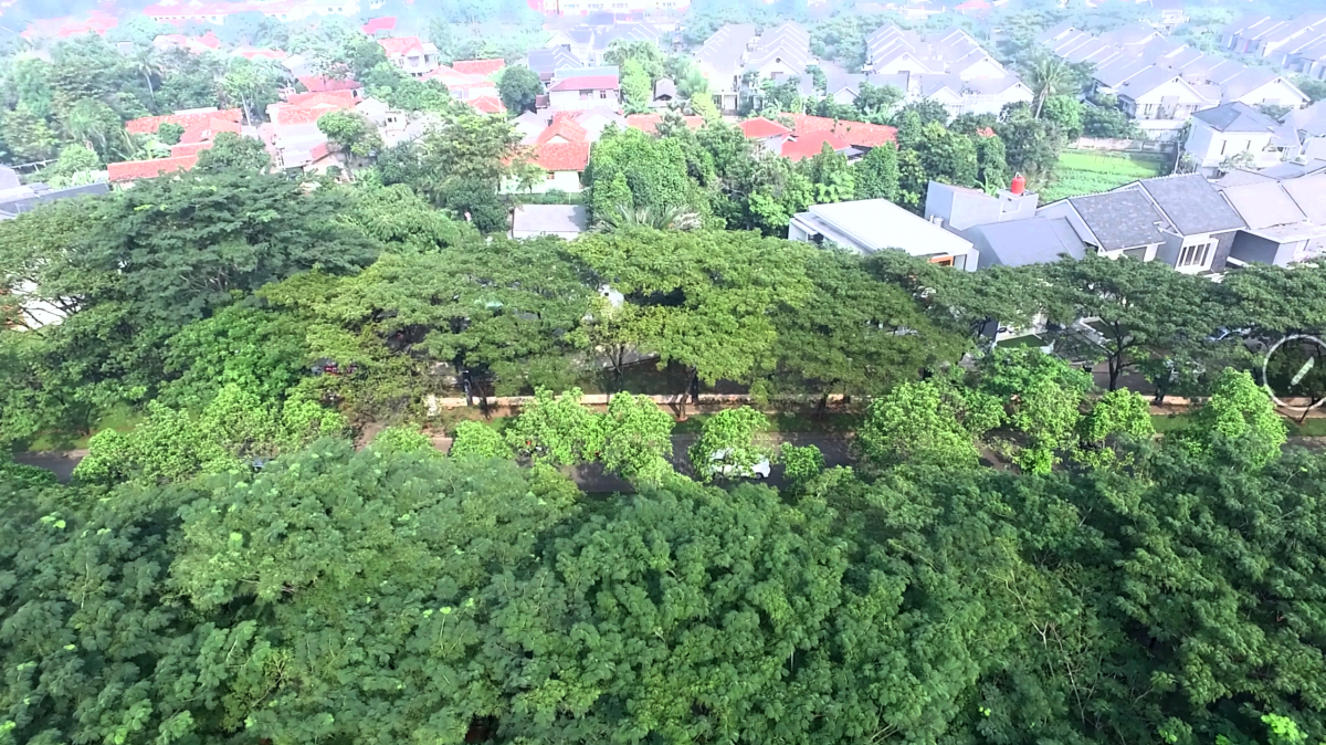 Graha Raya Bintaro, Tangerang Selatan, Banten, Indonesia