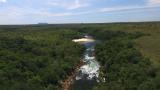 Cachoeira da Velha e Rio Novo, Mateiros, Tocantins, Brasil