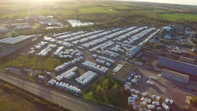 SOUTH YORKSHIRE CARAVANS – DINNIGTON