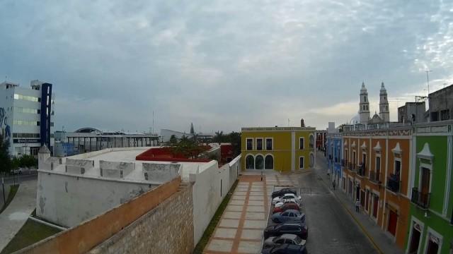 Calle 8, Campeche, México