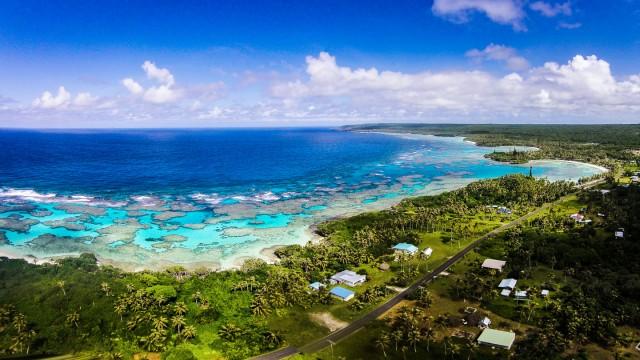 Mou, Lifou, Nouvelle-Calédonie