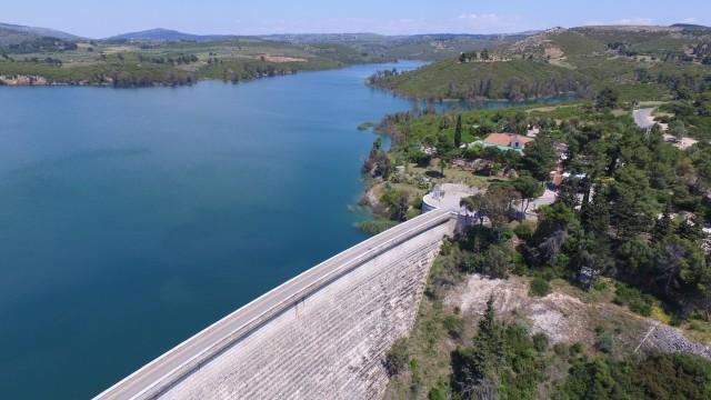Marathon Dam, Greece